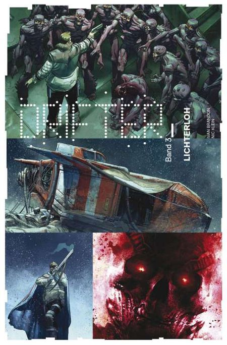 Drifter 3: Lichterloh - Das Cover