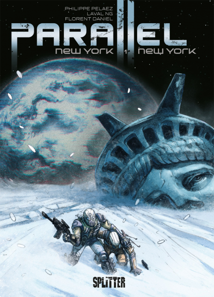 Parallel 1: New York, New York - Das Cover