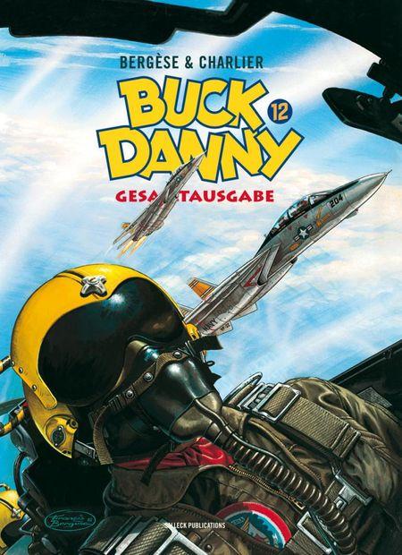 Buck Danny Gesamtausgabe 12 - Das Cover