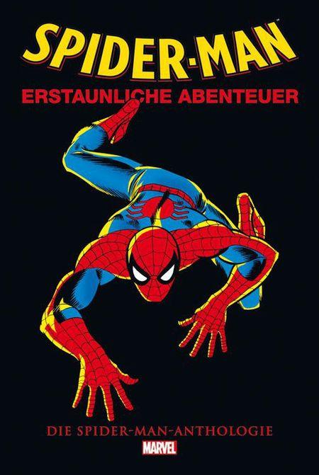 Spider-Man: Erstaunliche Abenteuer - Das Cover
