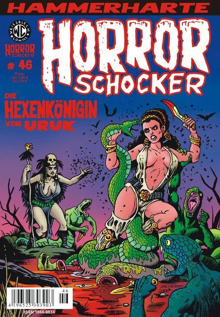 Horrorschocker 46 - Das Cover