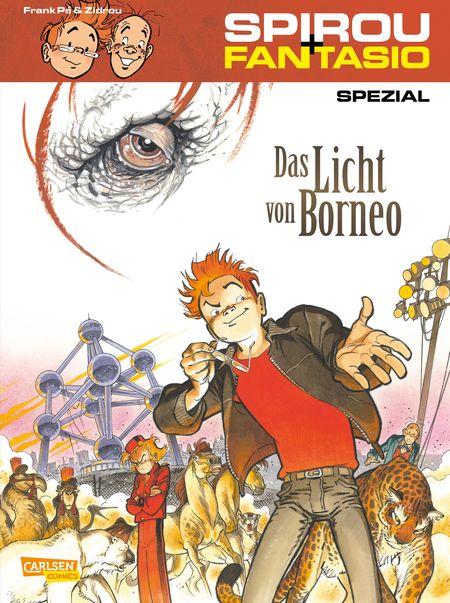 Spirou und Fantasio Spezial 23 - Das Cover