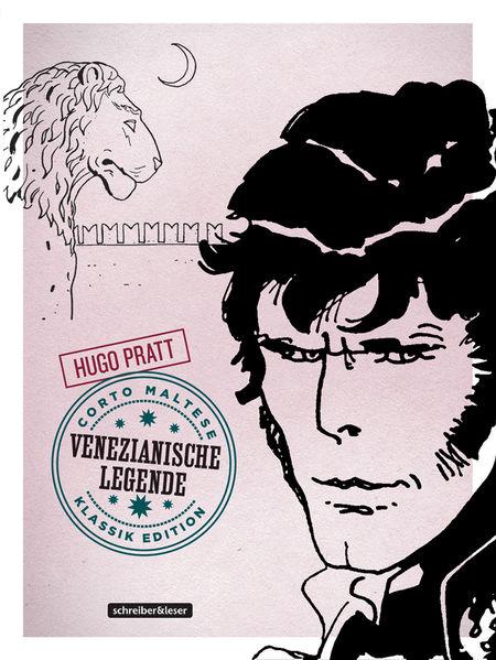 Corto Maltese 7 – Venezianische Legende (Klassik Edition) - Das Cover