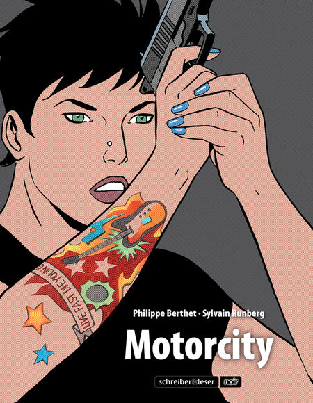 Motorcity - Das Cover