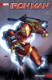 Iron Man 1: Unbesiegbar! - Das Cover