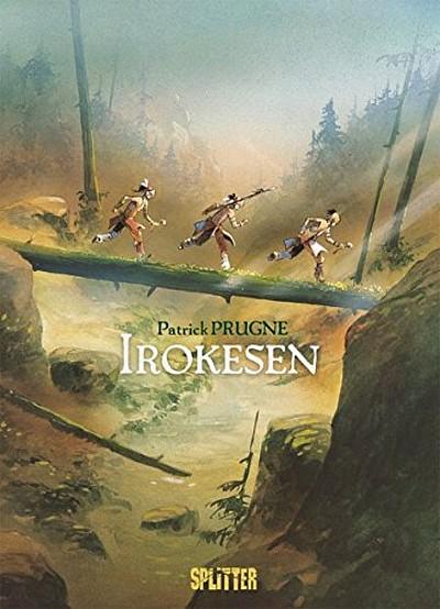 Irokesen - Das Cover