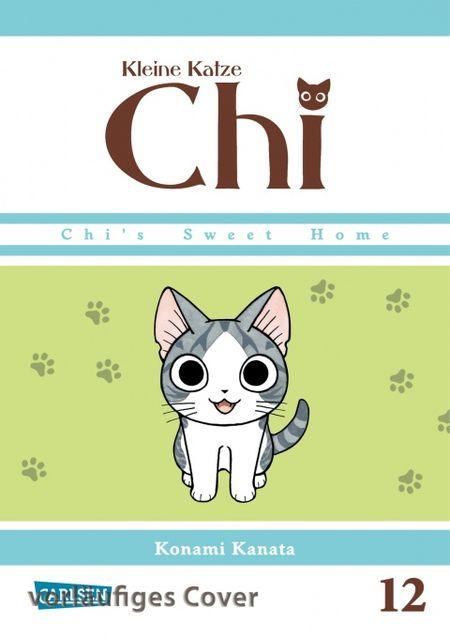 Kleine Katze Chi 12 - Das Cover