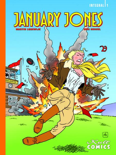 January Jones – Integral 1 - Das Cover