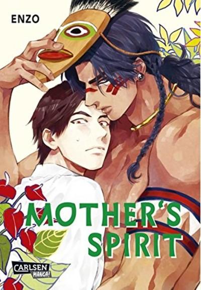 Mother's Spirit - Das Cover