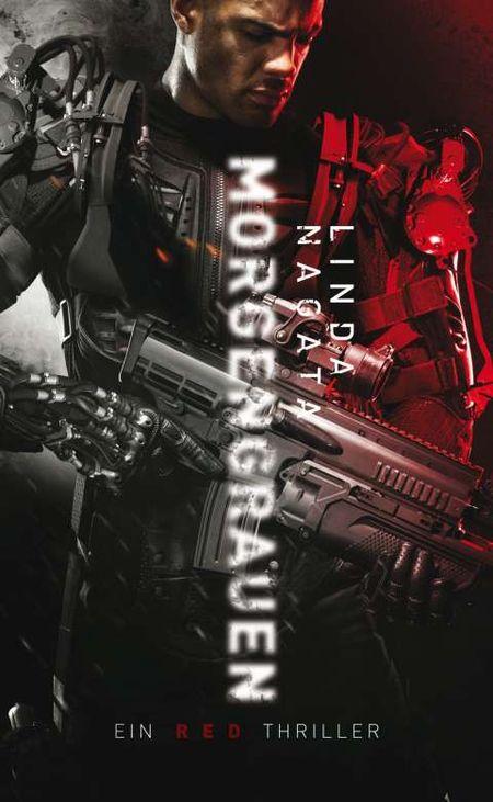 The Red 1: Morgengrauen - Das Cover
