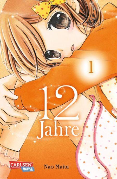12 Jahre 1 - Das Cover