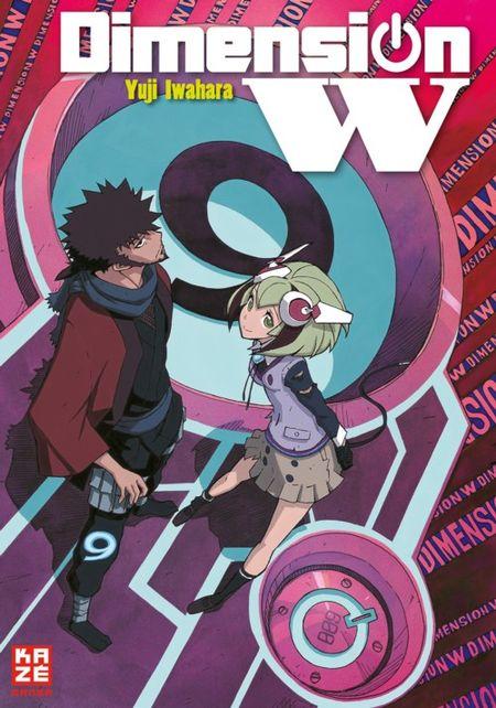 Dimension W 9 - Das Cover
