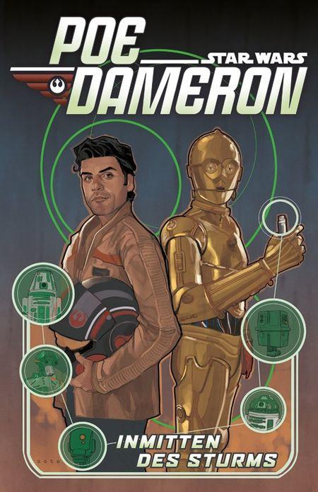 Star Wars Sonderband (97): Poe Dameron 2: Inmitten des Sturms - Das Cover