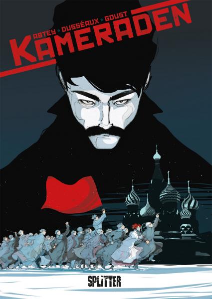 Kameraden - Das Cover