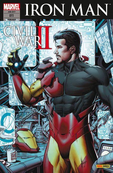 Iron Man 11 - Das Cover