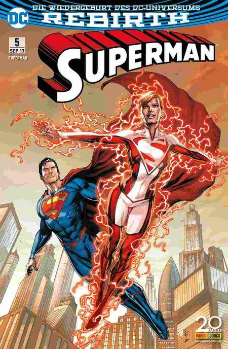Superman 5 - Das Cover