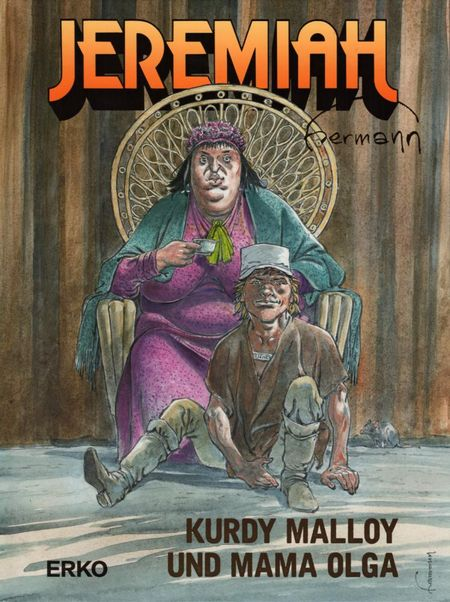 Jeremiah 35 - Das Cover