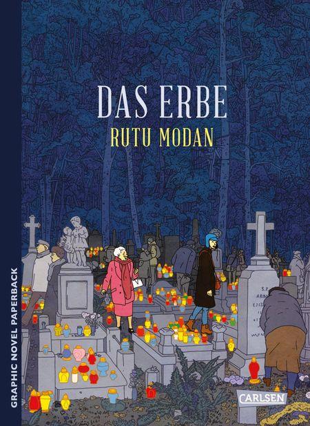 Das Erbe - Das Cover