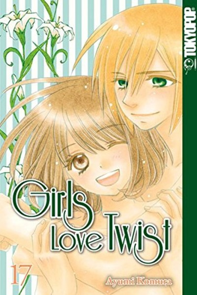 Girls Love Twist 17 - Das Cover