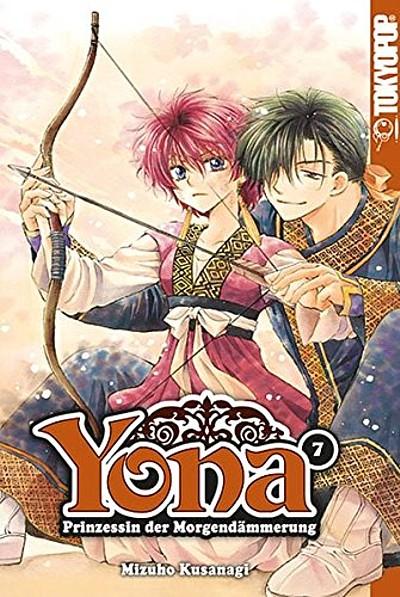 Yona-Prinzessin der Morgendämmerung 7 - Das Cover