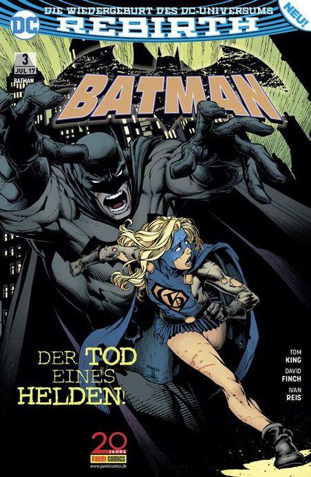 Batman 3 - Das Cover
