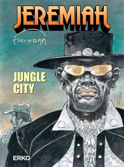 Jeremiah 34 - Das Cover