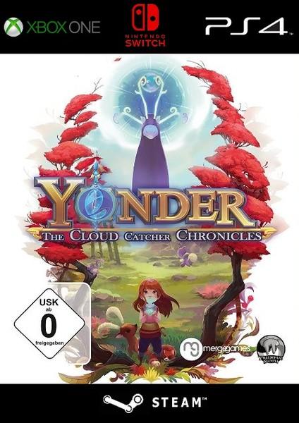 Yonder: The Cloud Catcher Chronicles - Der Packshot