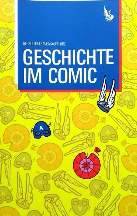 Geschichte im Comic Befunde – Theorien - Erzählweisen - Das Cover