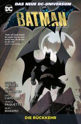 Batman 9: Die Rückkehr - Das Cover