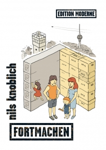 Fortmachen - Das Cover