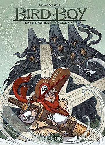 Bird Boy 1 - Das Cover