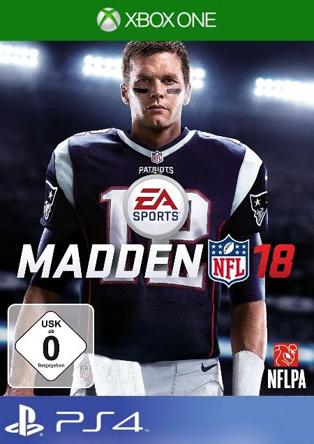 Madden NFL 18 - Der Packshot