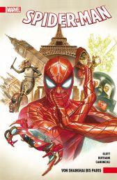 Spider-Man 2: Von Shanghai bis Paris - Das Cover