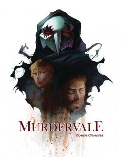 Murdervale - Das Cover