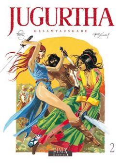 Jugurtha Gesamtausgabe 2 - Das Cover