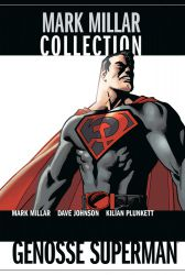 Mark Millar Collection 4: Genosse Superman - Das Cover