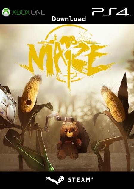 Maize - Der Packshot