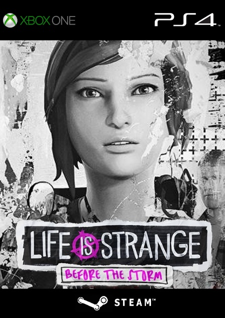 Life is Strange: Before the Storm - Episoden 1 + 2 - Der Packshot