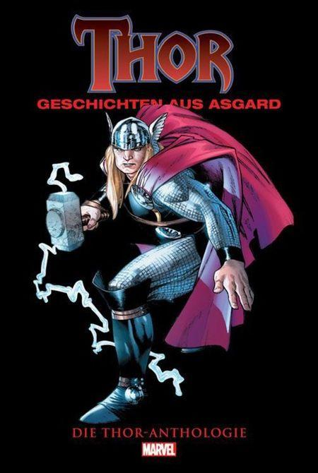 Thor – Geschichten aus Asgard  - Das Cover
