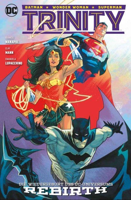 Trinity 1: Gemeinsam stark  - Das Cover