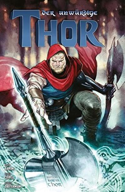 Der unwürdige Thor  - Das Cover