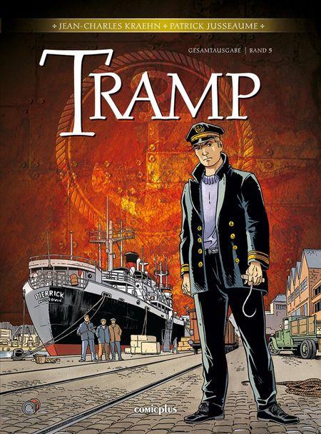 Tramp – Gesamtausgabe Band 5 - Das Cover