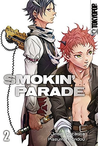 Smokin' Parade 2 - Das Cover