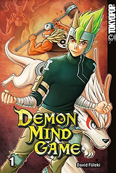 Demon Mind Game 1 - Das Cover