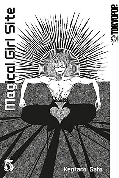 Magical Girl Site 5 - Das Cover