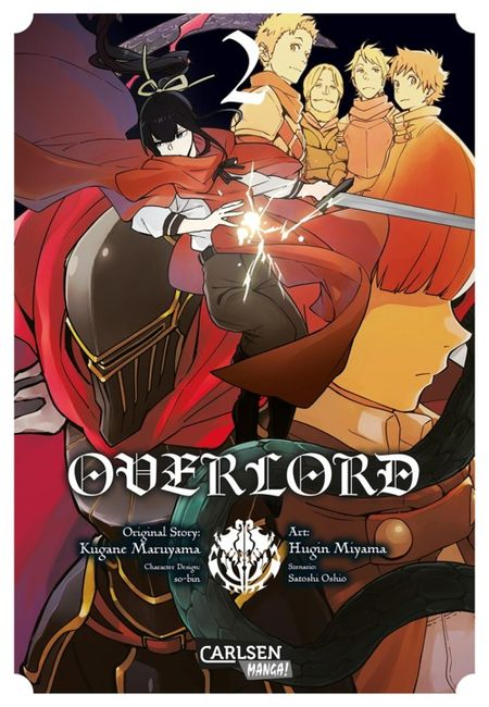 Overlord 2 - Das Cover