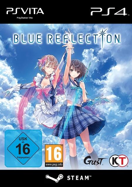 Blue Reflection - Der Packshot