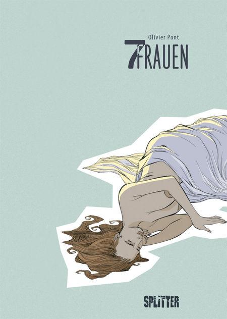 7 Frauen - Das Cover