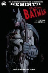 All-Star Batman 1: Mein schlimmster Feind - Das Cover