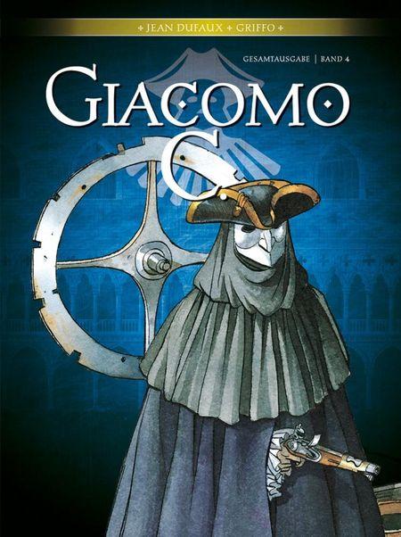 Giacomo C. – Gesamtausgabe Band 4 - Das Cover